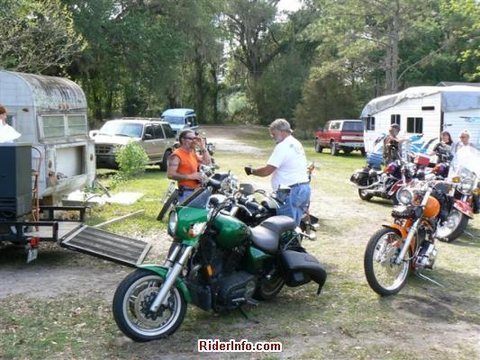 Leesburg Bikefest 2007 Worker Recruiting Party - Photo 1949