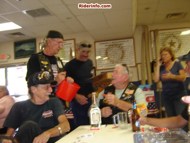 Legion Riders Food Bank Drive - Photo 6715