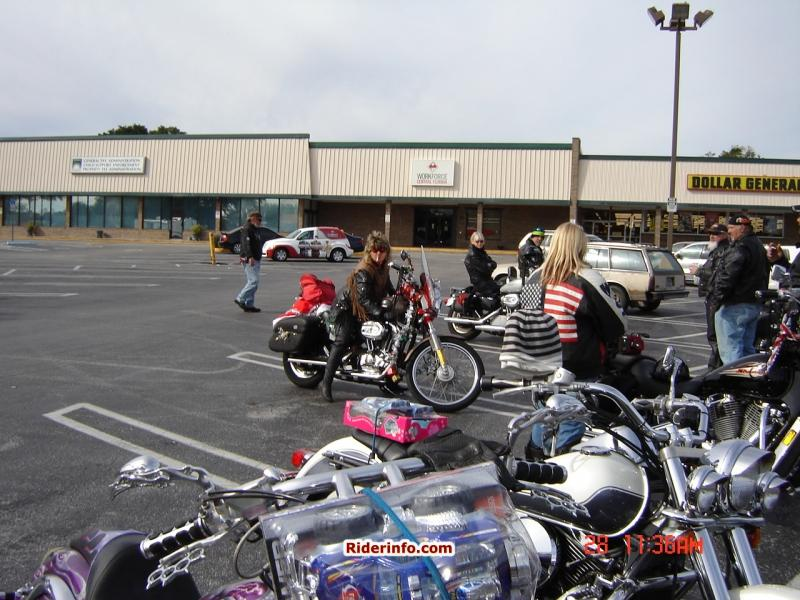 Lake & Sumter County Toy Run - Photo 9351